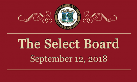 Selectmen Meeting – May 15, 2017