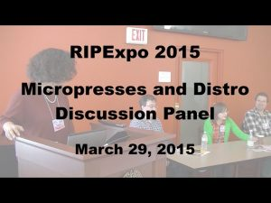 RIPExpo Micropress Panel
