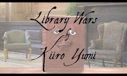 Library Wars Review