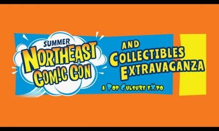 Northeast Comic Con June 2015