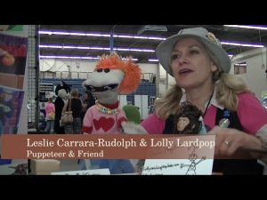 Interview with Leslie Carrara Rudolph