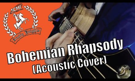 Studio Knights – Shun Ng: Bohemian Rhapsody Queen Solo Acoustic Cover 141210