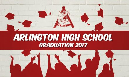 Arlington High School Graduation – June 3, 2017