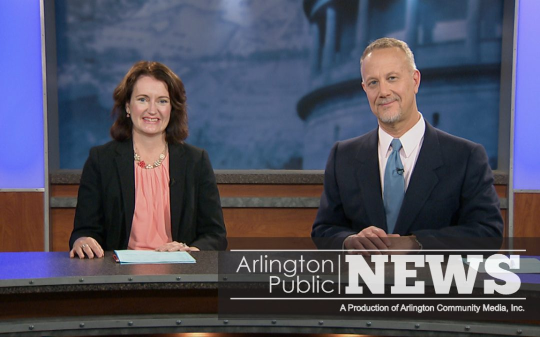 Arlington News: Democratic Candidate Forum