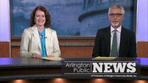 Arlington News: HAWK Light & the Farmers' Market