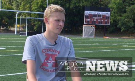 Ryan Oosting – Arlington's Newest Champ