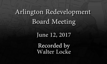 Redevelopment Board Meeting – June 12, 2017