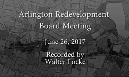 Redevelopment Board Meeting – June 26, 2017