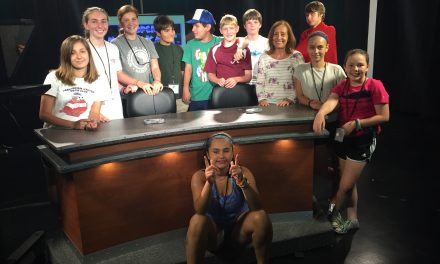 Summer Fun Kids Television Camp in July! 🗓