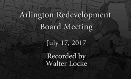 Redevelopment Board Meeting – July 17, 2017