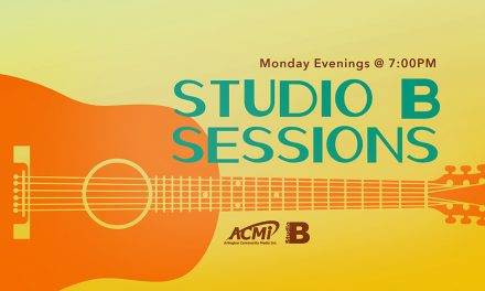 Studio B Sessions LIVE Music Mondays