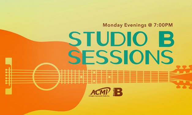 Studio B Sessions LIVE Music Mondays 🗓 🗺
