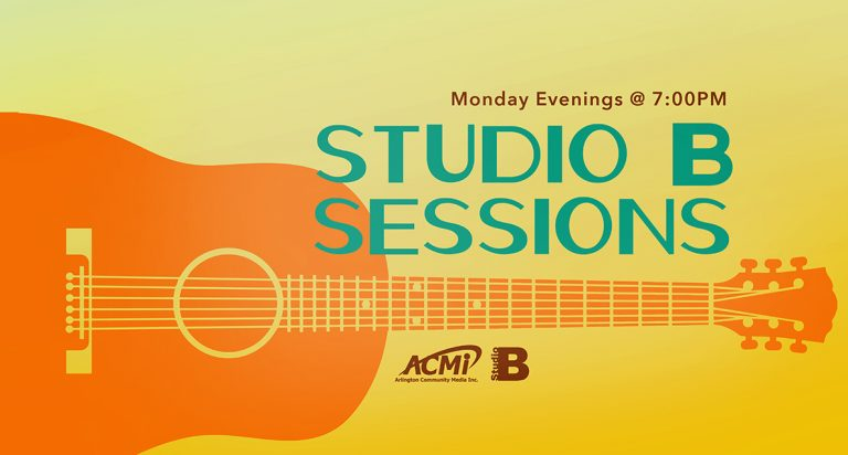 Studio B Sessions LIVE Music Mondays