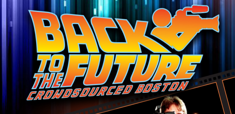 Back to the Future Remake at ACMi! 🗓 🗺