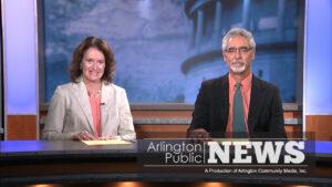 Arlington News: School Construction Update and Bikeway Boon
