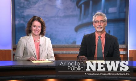 Arlington News: School Construction Update and Bikeway Boon