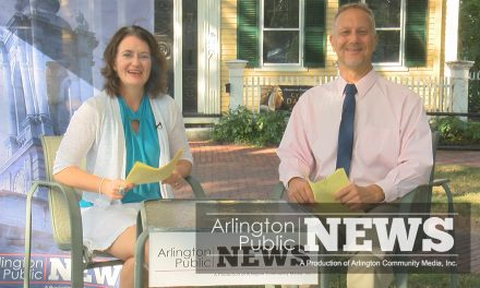 Arlington News: Jefferson Cutter House