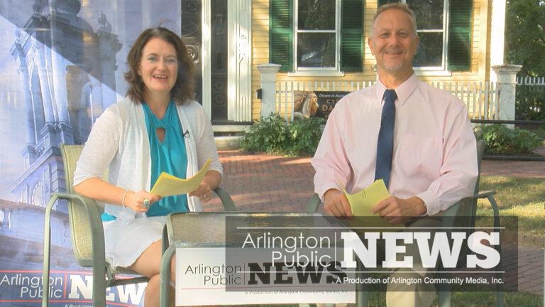 Arlington News: Jefferson Cutter House