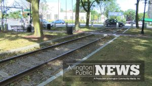 History of the Arlington Railroad