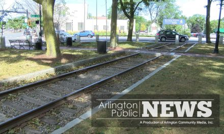 History of the Arlington Railroad