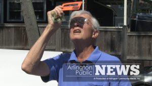 The Solar Eclipse: Great Viewing, Safely