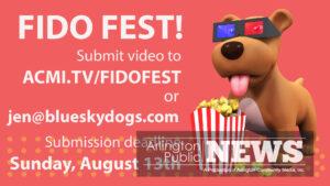Fido Fest Features Four Legged Stars