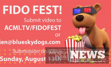 Fido Fest Features Four Legged Stars