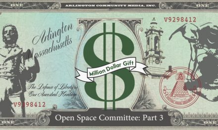Million Dollar Gift – Open Space Committee: Part 3