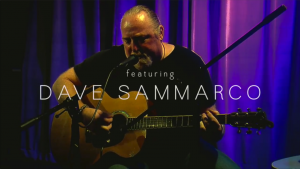 Studio B Sessions – Episode 1 – Dave Sammarco