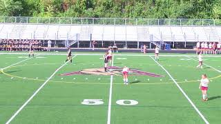 Arlington High School Girls Varsity Soccer vs Reading – Sept. 14, 2017