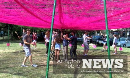 Unity Project builds Cooperative Canopy at AHS