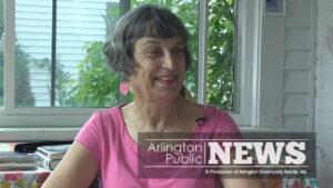 Poet Laureate Cathy Desjardins