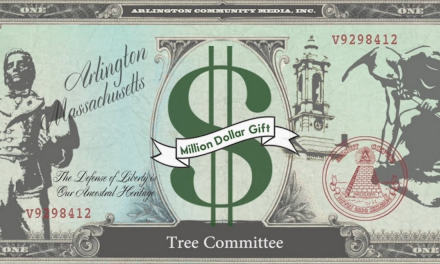 Million Dollar Gift – Tree Committee