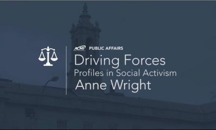 Driving Forces Driving Forces (Profiles in Social Activism) – Anne Wright