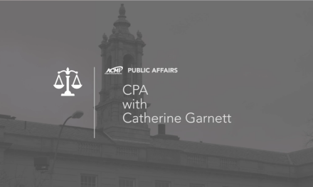 Public Affairs | CPA with Catherine Garnett