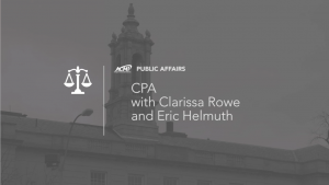 Public Affairs | CPA with Clarissa Rowe and Eric Helmuth