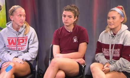Arlington High School Girls Varsity Soccer – Captains Interview – Aug. 30, 2017