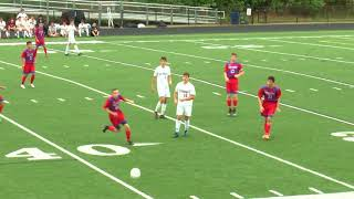 Arlington High School Boys Varsity Soccer vs Burlington – Oct. 9, 2017