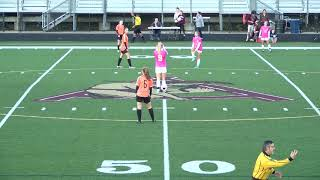 Arlington High School Girls Varsity Soccer vs Woburn – Oct. 17, 2017