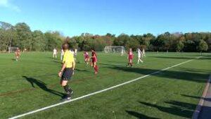 Arlington High School Girls Varsity Soccer vs Lexington – October 20, 2017