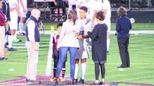 Arlington High School Boys Soccer vs Lexington – October 20, 2017