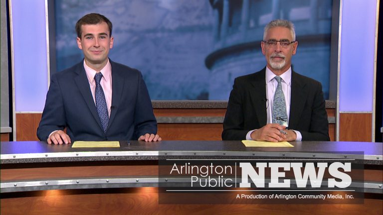 Arlington News: Puerto Rico Relief & SNAP Gap