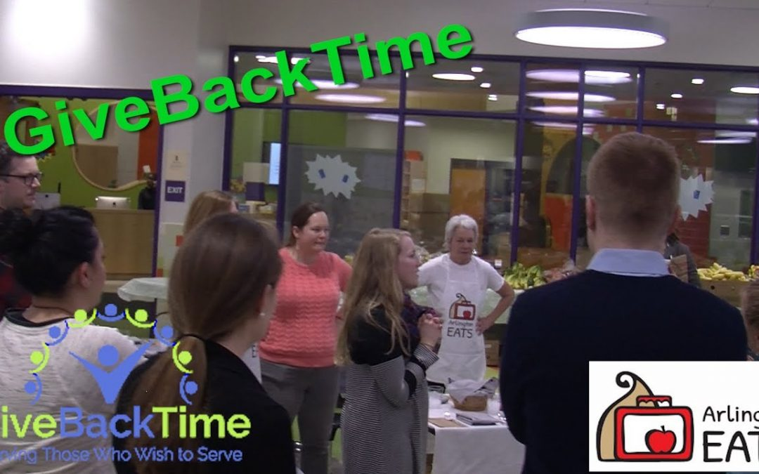 GiveBackTime – Arlington EATS