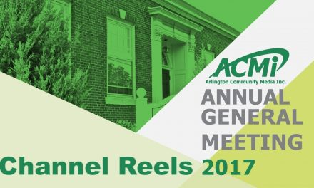 Channel Reels AGM 2017
