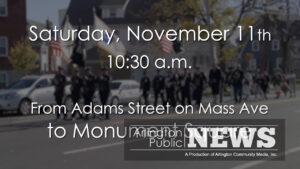 November Events in Arlington