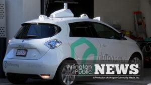 Autonomous Vehicles in Arlington