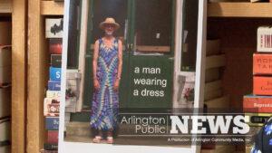 A Man Wearing a Dress