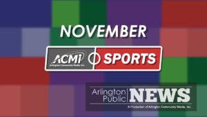 Arlington November Sports Update