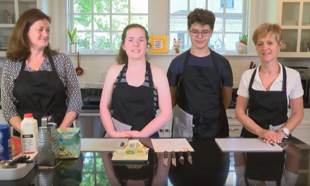 Teens Cook: Episode 8 – Croque Monsieur