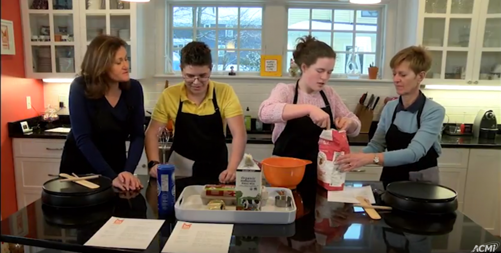 Teens Cook – Episode – 4 French Crepes